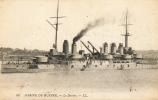 Marine De Guerre. Le Danton - Guerre