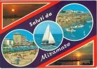 Italy, Saluti Da Miramare, 1980 Used Postcard [P9742] - Rimini