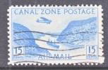 Canal Zone C 10  (o) - Canal Zone