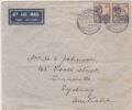 Netherland's......:   Netherland Indie 1936  Cover Sent To Australia - Netherlands Indies
