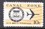 Canal Zone C 48  (o) - Canal Zone