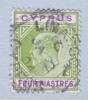 Cyprus 42   (o)  Wmk 2 CA - Cyprus (...-1960)