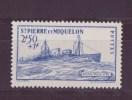 Saint-Pierre-et-Miquelon  N°208**,et  210 -211 Neuf - St.Pedro Y Miquelon