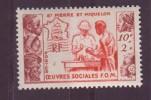 Saint-Pierre-et-Miquelon  N°344**, Neuf Sans Charniere - Neufs