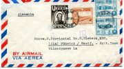 Peru- Air Mail Cover- Posted From Orrantia-Lima [canc.23.2.1951] To Munster-Westphalia (British Zone) Germany - Peru