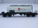 """ELECTROTREN H0 Réf.: 5440 K : Transport De Pulvérulents """"Ciments PORTLAND"""" - Wagons Marchandises"""