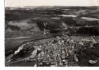 Le Malzieu-Ville Vue Generale Aerienne La Truyere Sw 60er - Autres Communes