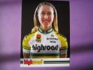 CYCLISME CICLISMO RADSPORT WIELRENNEN : Oenone  WOOD  TEAM HIGHROAD 2008 - Cycling