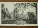 57 - BOURSCHEID - Les Ruines (du Château - Rare) - France
