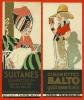 PUB Publicité Cartonnée (LOT De 2) Cigarettes BALTO, SULTANES & GITANES Par Illustrateur René Vincent TABAC - Tabac (objets Liés)
