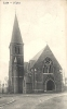 LOTH : L'Eglise - Edit. Fr. Essemaecker-Louckx - Cachet De La Poste 1923 - Beersel
