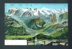 SWITZERLAND  -  Berner Oberland/Unused Postcard As Scans - BE Bern