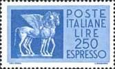 ITALIA REPUBBLICA 1974 ESPRESSO STELLE LIRE 250 MNH - Posta Espressa/pneumatica