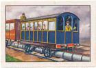 Chemin De Fer Atmosphérique / ( Chemin De Fer Train Wagon )  // IM 29/8 - Nestlé