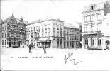 Tirlemont 81: Place De La Station 1905 - Tienen