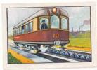 Train Hydraulique à Patins / ( Chemin De Fer Train Wagon Locomotive )  // IM 29/8 - Nestlé
