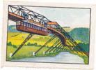 Monorail Elberfeld-Barmen / ( Chemin De Fer Train Wagon Locomotive )  // IM 29/8 - Nestlé