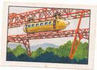 Monorail De Glasgow / ( Chemin De Fer Train Wagon Locomotive )  // IM 29/8 - Nestlé