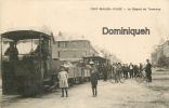 Le Départ Du Tramway - Fort Mahon