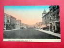- North Dakota > Minot    Main Street Ca 1910- = =      ===== ==  Ref 550 - Minot