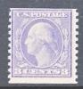 U.S. 494   Perf 10 Type II   **   No Wmk 1918  Issue - Unused Stamps