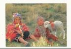 Cp, Pérou, Cusco, Les Enfants Des Andes - Pérou