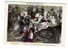 Chromo , Musée De Versailles , Chocolat Vinay , Vernet , Détail De La Prise De La Smala , Fille De Sidi Embarak - Chocolat