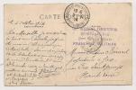FRANCHISE MILITAIRE / 101 EME REGIMENT TERRITORIAL D'INFANTERIE  3EME BATAILLON /  CP5418 - Guerra Del 1914-18