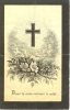 Doodsprentje ( 8029 ) De Muelenaere / Picavet 1877 - Coolscamp Koolskamp Thielt Tielt - Devotion Images
