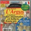 Lib039 L´Argus Du Cren, Cotation, Valeur Monnaies Billets Francais, Euros, Francs Catalogo, Valutazioni Monete, N°7 2003 - Francese