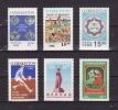 Uzbekistan 1998 - MNH ** - Mi. 170 + 171 + 172 + 173 + 174 + 175 - Lot Of Stamps - Tennis - Ouzbékistan Usbekistan -- 14 - Ouzbékistan