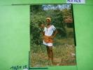 40 )  Martinique : Costume Creole : La Ti Tane En Jupe - Martinique