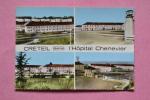 CRETEIL (94) Hopital Chenevier - CPM Grand Format Neuve - CIM 3 C - Creteil