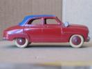 Dinky Toys : 24 U TAXI SIMCA 9 ARONDE, Très Bon état (sauf Enseigne Toit Absente), FABRIQUE EN FRANCE PAR MECCANO - Dinky