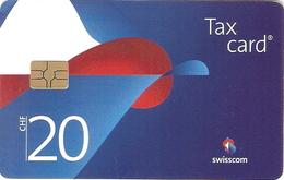 *SVIZZERA - SWISSCOM CORPORATE DESIGN 3* -  Scheda Usata (sc.10/2011) - Svizzera