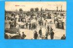 58 CORBIGNY - La Foire (en L´état: Coupure En Bas Réparé Par Un Scotch) (Agriculture) - Agriculture