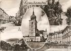 CPSM - 88 - REMIREMONT - MULTIVUE . - Remiremont
