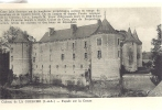 37 - La Guerche :  Le Château - Façade Sur La Creuse - Other Municipalities