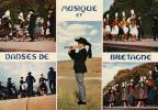 Musique Et Danses De BRETAGNE. - Multivue. Ed. Jos Le Doaré. N° MX 3723 - Châteaulin