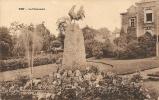 TILFF : Le  Monument - RARE CPA - Edit. Maison Raskin-Leblanc, Canotage, Tilff - Cachet De La Poste 1936 - Esneux