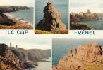 Dép. 22 - CAP Fréhel. - Multivue. Ed. D'Art Jos Le Doaré. N° MX 7839 - Cap Frehel