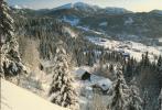 ZS34083 Winter Landscape Used Perfect Shape - Espagne