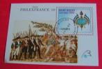 =Guinea - Bissau Block 1989  Philexfrance - Guinea-Bissau