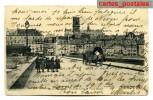 NEVERS Pont De Loire Et Place Mossé - Nevers