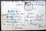 CACHET DU 249e REGIMENT D'INFANTERIE 19eme COMPAGNIE A AVIGNON - Marcophilie (Lettres)