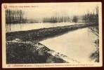 Cpa Du 91  Longpont  L' Orge Et Les Prairies Après L' Inondation  De Janvier 1910 Et Le Village De Villiers    LOK19 - France