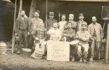 CPA  - Carte-Photo Militaire - Boulanger Patenté  - 720 - Autres