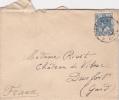 Rotterdam 1902 - Letter To France - Lettre Brief - Periode 1891-1948 (Wilhelmina)