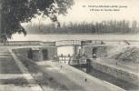 CHATILLON SUR LOIRE  (45)  L´écluse Et L´ancien Canal     430 - Chatillon Sur Loire