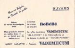 BUVARD  BOBEBE PRODUITS VADEMECUM POUR VOS ENFANTS LES PRODUITS DE QUALITE - Parfums & Beauté